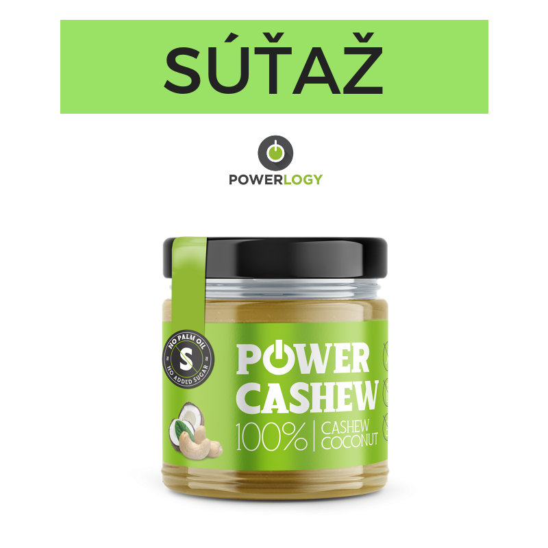 Powerlogy Power Cashew sutaz
