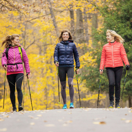 Nordic walking kniha