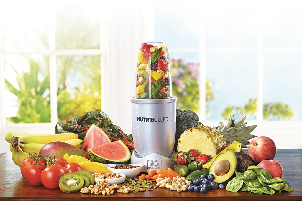 Evelyn nutribullet
