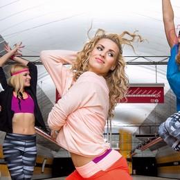 adidas. Veronika Ferancová  Tanec je životabudič 417adbfb486